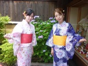 6月22日(木) - 染匠きたむら -京都レンタル着物