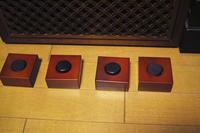 Sansui Monitor2130② ~山本音響工芸のインシュレーターを試す~ - しゃしん三昧   ~シグマ、レクサス、着物の日々~