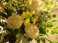 初夏 - 花に親しむ(フラワーデザイン)