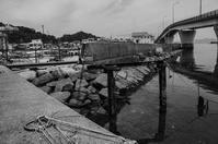 淡路島の由良漁港 - 写真の散歩道