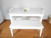 お手軽DIY 長椅子の張り替え - 片づけで、すっきり暮らし。