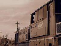 2017. 夏の関西線DD51貨物撮影記 - 8001列車の旅と撮影記録