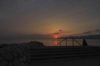 沖縄の旅12(5cut) Sunset -     ~風に乗って~    Present