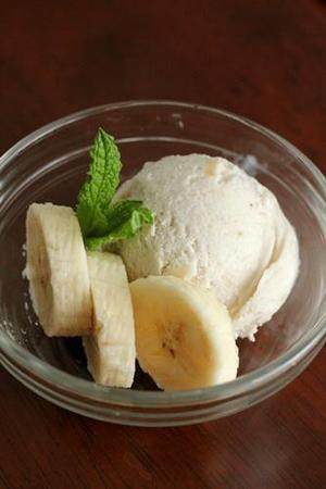 バナナアイスクリーム - Takacoco Kitchen