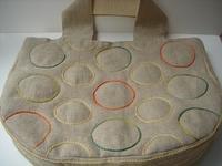 ♡キルティングしたトートバッグ♪ - kotsu-kotsu handmade