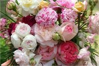 5月21日 バラまつり二日目に咲いた薔薇でブーケを♪ - Reon&Roses+Lara