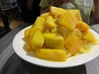 2017マンゴーを食べる台北の旅♪~②松江南京『緑豆蒜啥咪』、行天宮へ - おいしい日々