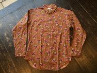 NOS 60's McGregor BD shirt (Paisley) - BUTTON UP clothing