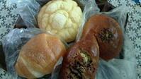 パンを買ってきました。 - hotmilkcafe