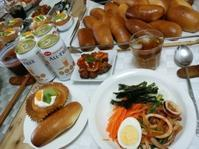 6月22日の教室 - 手作りパン・料理教室(えぷろん・くらぶ)