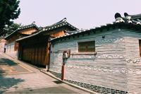 北村から三清洞へのお散歩続き: 六月ソウル - Good Morning, Gorgeous.