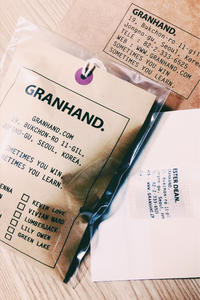 KOREAN Homemade Fragrances Granhand: 六月ソウル - Good Morning, Gorgeous.