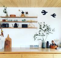 【インテリア】キッチンの模様替えで悩んでいること&北欧ヴィンテージ感のあるフラワーベース(追記あり) - 10年後も好きな家