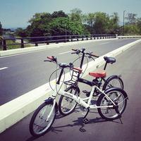 サイクリング。 - concept-if~黄昏色の器たち~