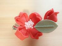 mipoさんの花水木 - つまみ細工鶫屋(つぐみや)つれづれなるまま日記