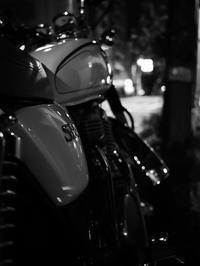夜の熱 - 節操のない写真館