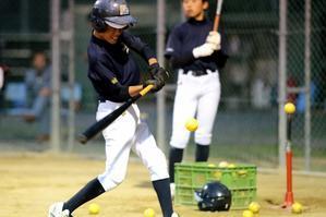 平成29年6月練習風景24 - 福知山ボーイズクラブ