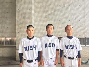 新1年生部員の紹介 - Kochi West High School BASEBALL CLUB (Season8)