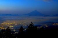 29年6月の富士(19)甘利山夜明けの富士 - 富士への散歩道 ~撮影記~