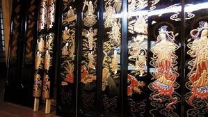 仏壇の蒔絵 2017.06.22 - 漆職人のかぶれにっき