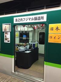 中之島駅ホーム酒場 - WineShop FUJIMARU