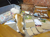 7月参加のイベント準備 - maruwa★taroのFelt Factory