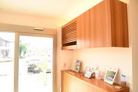 エアコンの置き方 - 大野建設の熊谷市注文住宅展示場