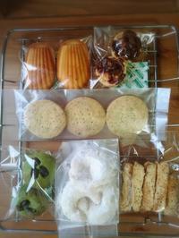 心ばかりのお礼を焼き菓子に☺ - my favorite