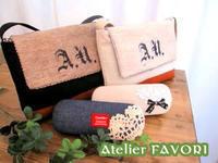 布小物 × 斜め掛けバッグ❤ - Atelier FAVORI