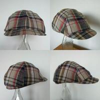 149 Candy ハンチング - K帽子製作