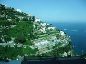 イタリア旅行inアマルフィー海岸最終 - 趣味の世界