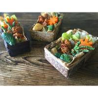 大根と人参のお揚げ巻きBENTO - Feeling Cuisine.com