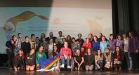スペインに始まる再会 Reencuentro Mujer Creadora 2013-2017 - はちどりの庭  Jardin Colibri