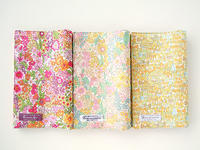 花柄&動物柄 リバティの素敵なブックカバー、新書サイズです。 - My Sweet Time