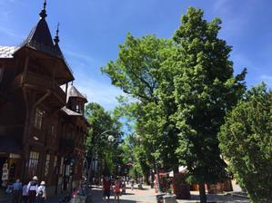2017年初夏のポーランドへ  34.ザコパネの街探検 - suisuiつくる