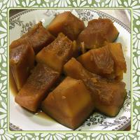 超シンプルなかぼちゃの煮物(レシピ付) - kajuの■今日のお料理・簡単レシピ■