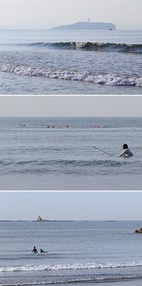 2017/06/23(FRI) 今朝は波残りませんでした。 - SURF RESEARCH