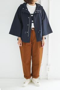 GRANDMA MAMA DAUGHTER / Short Nylon Jacket - KATO` GRANDMA MAMA DAUGHTER OnlineShop blog
