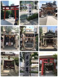 日本橋七福神 - ♪♪お散歩♪♪