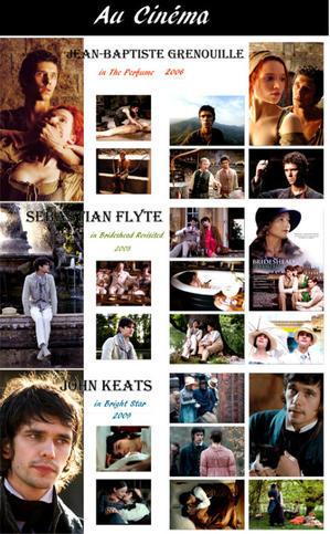 Ben Whishaw: Filmo Sélective ☆ 作品総まとめ - ベン・ウィッシュな休日Ⅱ  Le Beau Homme avec Merci