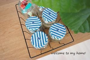 保存容器◆キャンドゥのカゴにシンデレラフィット! - welcome to my home!
