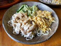 冷たい中華麺 レシピブログ - べルリンでさーて何を食おうかな?