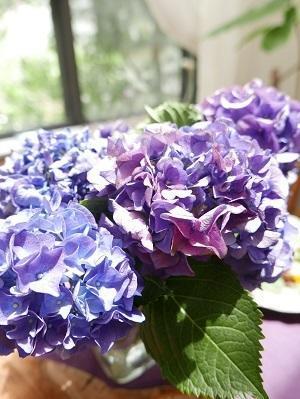 6月のおもてなし会 3 - la fleur ラ・フルール