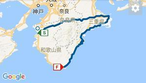 【BRM617】スタート~PC1【和歌山600km】 - 乗り気ですよ♪