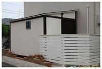 施工例のご紹介です。 早良区にお住いのMさま宅です。 - natu     * 素敵なナチュラルガーデンから~*     福岡でガーデンデザイン、庭造り、外構工事をしてます