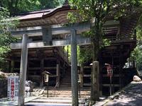 由岐神社 拝殿 - 建築図鑑 II
