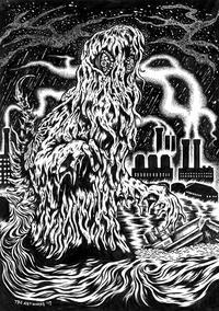HEDORAH - xTKCx  artworks