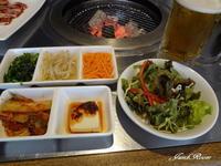 韓国酒家「絵のある街」(上野店) ★★★ ☆☆ - B級グルメでいいじゃん!