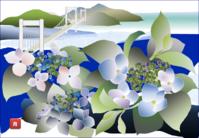 PC画(紫陽花) - tukkoの心旅