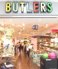 可愛い雑貨屋さん、BUTLERS - Tortelicious Cake Salon